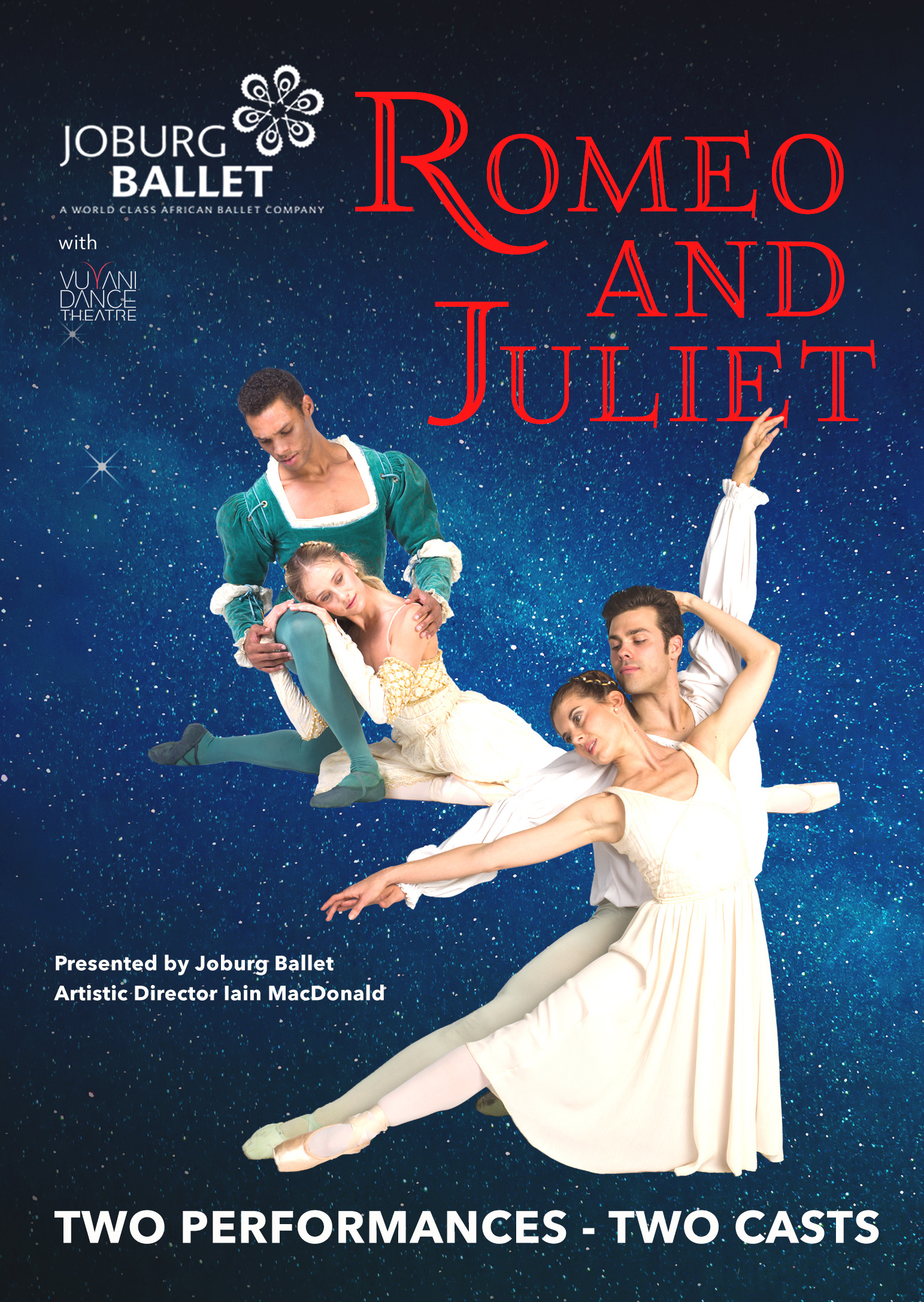 Romeo Juliet Cover