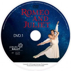 Romeo Juliet Disc 0x250